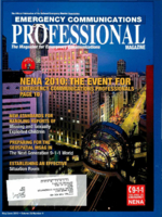 Emergency communications professional magazine. Volume 28, Number 4 (May/June 2010)