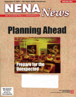 NENA news. Volume 19, No. 4 (Winter 2001)