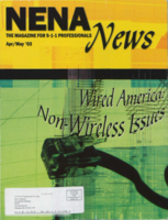 NENA news. Volume 21, No. 2 (April/May 2003)