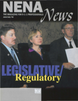 NENA news. Volume 21, No. 3 (June/July 2003)