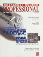 Emergency number professional magazine. Volume 22, Number 5 (October/November 2004)