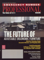 Emergency number professional magazine. Volume 22, Number 6 (December/January 2005)