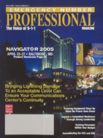 Emergency number professional magazine. Volume 23, Number 2 (March 2005)