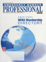 Emergency number professional magazine. Volume 23, Number 3 (April 2005)