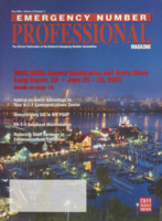 Emergency number professional magazine. Volume 23, Number 4 (May 2005)