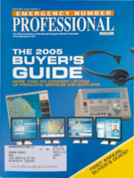 Emergency number professional magazine. Volume 23, Number 7 (October 2005)