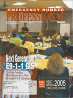 Emergency number professional magazine. Volume 23, Number 8 (November 2005)