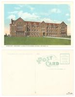 Dormitory, Northern Illinois State Normal School, De Kalb, Ill.