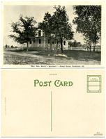 'Maj. Gen. Barry's Quarters' - Camp Grant, Rockford. Ill.