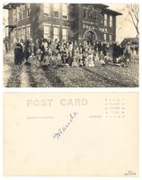 Lee Center Public School Nov. 9 - 1923.
