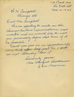 Margaret Christiansen School papers and lesson plans (1924-1925)