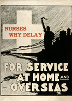 Nurses why delay For service at home and overseas