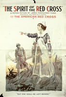 """The spirit of the Red Cross"" ... ""Not one shall be left behind"""