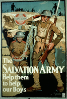 The Salvation Army Help them to help our boys